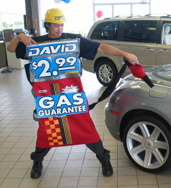 Gas Dude